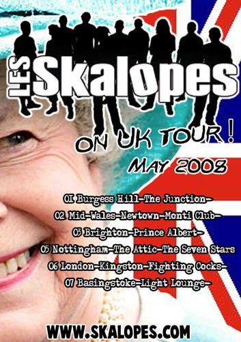 Les Skalopes: UK Tour 2008 + Tournée en Est + autres dates LES-SKALOPES-SKA-UK-TOUR-2008